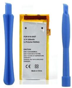 Replacement battery for ipod Nano 4th gen 4 MB598LL/A A1285 MB754LL/A MB903LL/A
