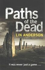 Paths of the Dead (Rhona Macleod), New, Anderson, Lin Book