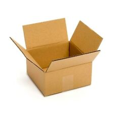 Shipping/Delivery Mailing/Postal Drop Off 6x4x4 50 Corrugated Single Wall Boxes