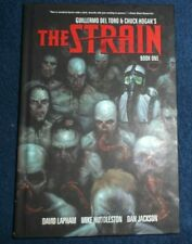 The Strain volume #1 (HC Hardcover) 2014 Dark Horse David Lapham New / Unread
