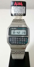 SEIKO ALBA  CALCULATOR Y739-5000 NEW OLD STOCK MADE IN JAPAN 1980