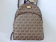 Michael Kors Abbey Large Backpack luggage Travel bag $348 NWT