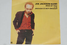 "JOE JACKSON BAND -Mad At You / Enough Is Not Enough- 7"" A&M Records ‎(AMS 9005)"