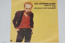 "JOE JACKSON BAND -Mad At You / Enough Is Not Enough- 7"" A&M Records (AMS 9005)"
