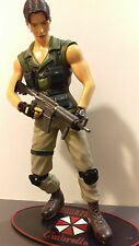 Resident Evil Biohazard Carlos Oliveira Moby Dick Action Figure 7""
