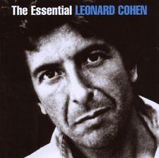 LEONARD COHEN ESSENTIAL 2 CD NEW