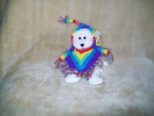 Beanie Kids ZAIDEE NMT BK 589 Retired Factory Error To Poncho Rare DOB 2006