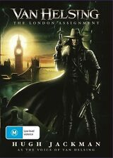Van Helsing - The London Assignment (DVD, 2013) Hugh Jackman