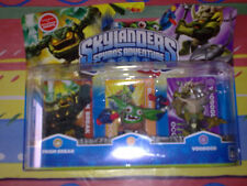 SKYLANDERS TRIPLE PACK (PRISM BREAK + BOOMER + VOODOOD) ¡¡¡ NEW AND SEALED !!!