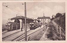 REPUBBLICA DI S. MARINO - La Stazione Ferroviaria