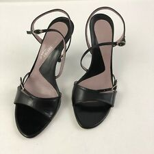 5a0a5b5bcd7 Kenneth Cole Date N Time LE Women s Leather Black Heel KLO2812LE SZ 7.5 M