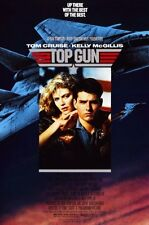 Top Gun Movie Poster #04 11inx17in mini poster