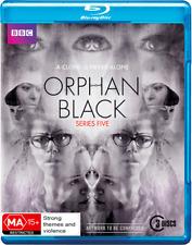 PRE ORDER: ORPHAN BLACK - SEASON 5  - Sealed Region B & for UK