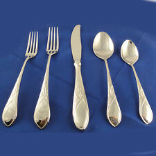 TULIP by Dansk 5 Piece Place Setting NEW NEVER USED made in Japan