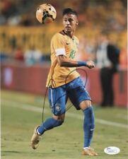 Brazil Neymar Jr Autographed Signed 8x10 Photo JSA COA #2