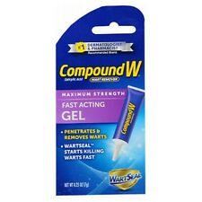 Compound W Wart Remover Fast-Acting Gel 0.25 oz