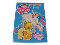 CHILDRENS KIDS GIRLS - MY LITTLE PONY COLOUR / COLOURING BOOK - NEW