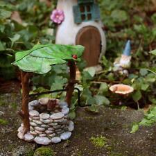NW Wholesaler - Little Kim World - Fairy Garden - Wishing Well
