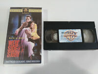 West Side Story Natalie Wood Robert Wise Jerome Robbins VHS Tape Spanish