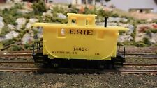 Ahm Rivarossi Vintage Early Production Erie Old Time Bobber Caboose. Vg