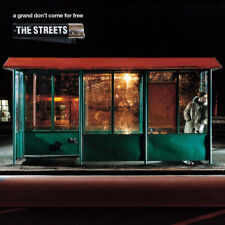 The Streets - A Grand Don't Come for Free (Parental Advisory, 2004 Cd Album)