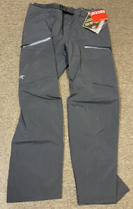 Arc'teryx Sabre AR Ski Snowboard Pants Black Men's X-Large Tall RECCO Gore-Tex G