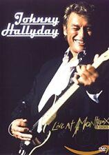 CD de musique pop Johnny Hallyday