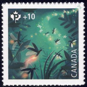 2021 Canada SC#  Canada Post Community Foundation - Fireflies - from BK - M-NH