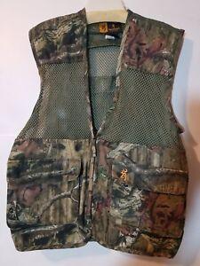 Browning Light Vented Camo Vest Men S