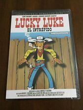 LUCKY LUKE EL INTREPIDO 80 MIN DVD PAL 2 REMASTERIZADO SLIMCASE NEW SEALED NUEVO