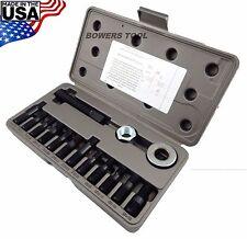 Cal Van Harmonic Balancer Installer Set Metric MM and Standard SAE Made in USA