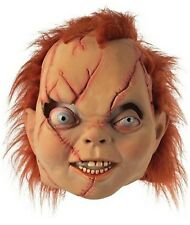 Seed of CHUCKY Adult Mask Licensed Killer Horror