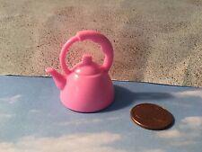 BARBIE MONSTER HIGH DOLL HOUSE ACCESSORY DIORAMA TEA / COFFEE POT