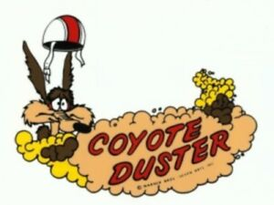 MOPAR 1969 Plymouth Coyote Duster Air Cleaner Decal