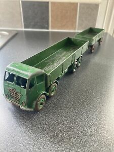 Dinky Toys No901 Foden Truck And Trailer