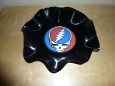 Grateful Dead Recycled Record Bowl / Gift Basket - Vintage Vinyl Album LP