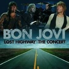 "Bon JOVI ""Lost Highway The Concert (Live)"" CD NUOVO"