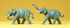 Preiser 20375  HO1:87; Elefanten