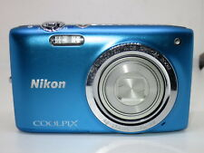 Nikon COOLPIX S2700 16.0MP Digital Camera - BLUE