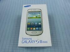 Samsung Galaxy S3 mini GT-I8190 8GB Weiß! Ohne Simlock! Gebraucht! TOP! OVP! #23