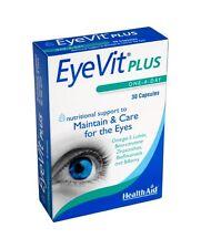 Health Aid, EyeVit Plus, Capsules 30's