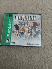 Final Fantasy Ix Ps1 Used Tested