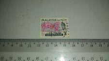 Malaysia Selangor 6 cent Stamp Spathoglottis Plicata Art