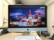 "IMAC A1312 27"" (MID 2010) I3 INTEL  3.2GHZ CPU , 1T HD, 12G RAM, GOOD WORKING"