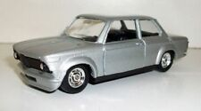 SOLIDO 1/43 - BLISTER PACKED BMW 2002 TURBO - SILVER
