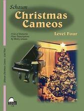 Christmas Cameos: Level 4 (Schaum Publications Christmas Cameos)