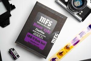 MFS CineFilm Vision 2383 Color Print Film 100+ft Bulk Roll