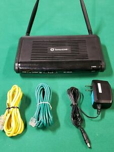 CenturyLink Actiontec C1900A DSL Modem 802.11n Router W/Cords Fast Free Shipping