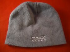 Halo Reach Xbox 360 One Promo Beanie Grey Winter Hat Noble