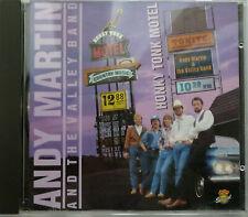 Andy Martin & the Valley Band - Honky Tonk Motel (CD)